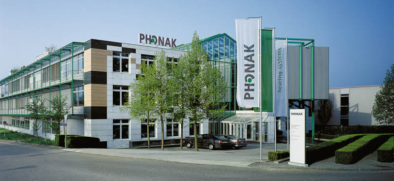 Phonak headquarters Stäfa
