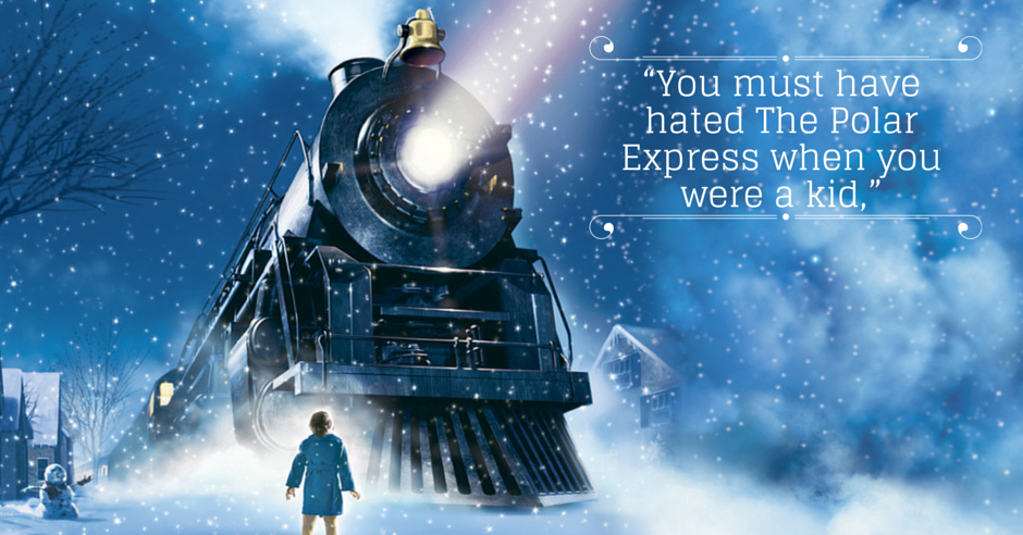 Hearing, Listening, and The Polar Express