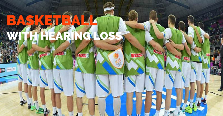 Basketball, Twitter, and Hearing Loss Awareness