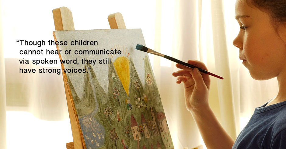 Art and Resilience: Communication in the Pennsylvania School for the Deaf's Art Show