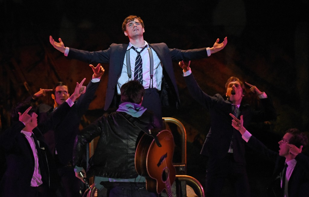 Photo: Kevin Perry, courtesy Spring Awakening
