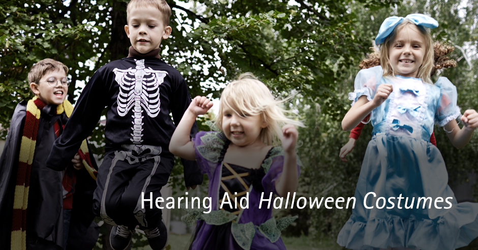 Cool Halloween Hearing Aids Prove that Technology Isn't Scary